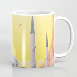 Mosque under the sun Coffee Mug