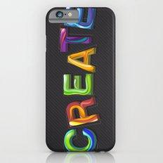 Create! iPhone 6s Slim Case