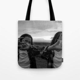 Native Girl Magic Tote Bag