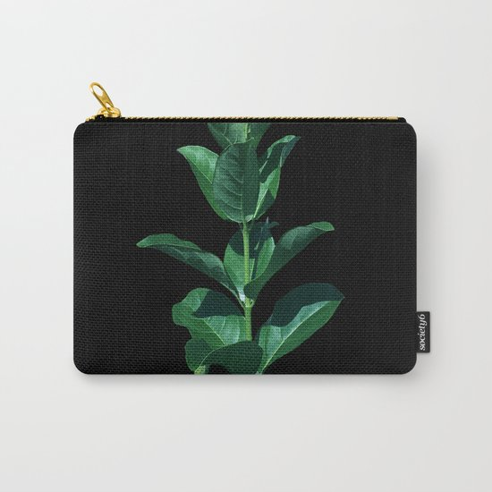 Leaves Viburnum Carry-All Pouch