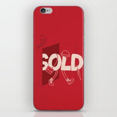 Sold Out iPhone & iPod Skin