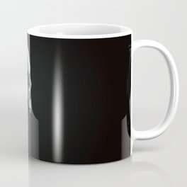 Skull roar - black Coffee Mug