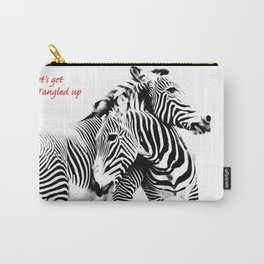 Tangled Up Carry-All Pouch