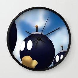 Bob-omb Battlefield Wall Clock