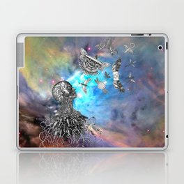 It was an act of love that created the things that control us. Laptop & iPad Skin
