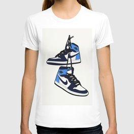 Air Jordan Off White 1 T-shirt