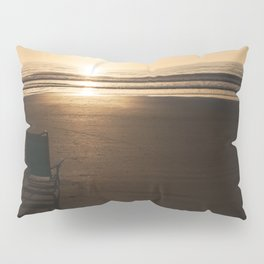 Beach Chair at Sunrise Pillow Sham