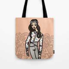the power of 5. four Tote Bag