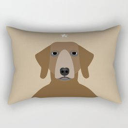 Pointer Rectangular Pillow