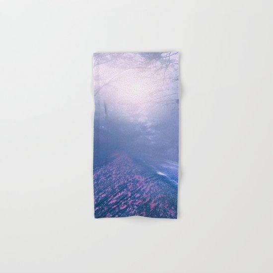 Pastel vibes 05 Hand & Bath Towel