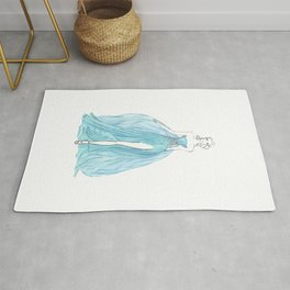 Floating Dress Rug