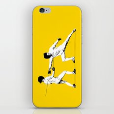 The Duel iPhone & iPod Skin