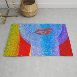 Her Smile Rug