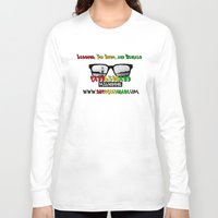 melbourne Long Sleeve T-shirts featuring Paddleboard Melbourne by Paddleboard Melbourne