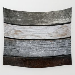 Wood Texture Wall Tapestry