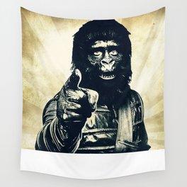 Vintage Ape * Go Ape Wall Tapestry