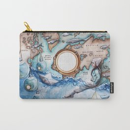 The World Carry-All Pouch