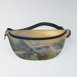 Love and Kisses Fanny Pack