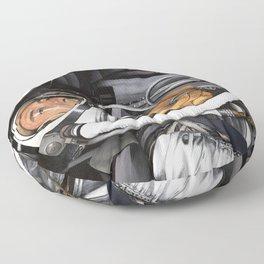 Sigma 7 Floor Pillow