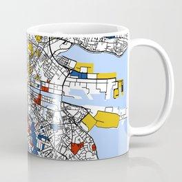 Dublin mondrian Coffee Mug