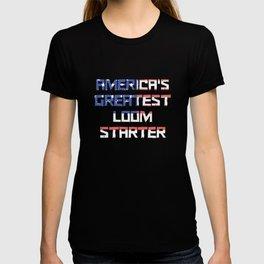 America's Greatest Loom Starter T-shirt