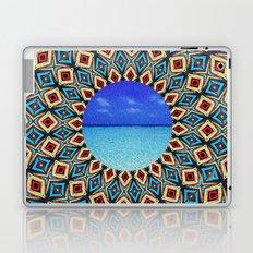 mandala sea Laptop & iPad Skin