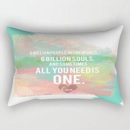Taylor's Love  Rectangular Pillow