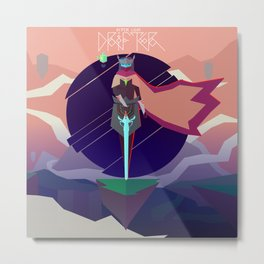 HYPER LIGHT DRIFTER Metal Print