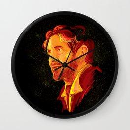eight Wall Clock