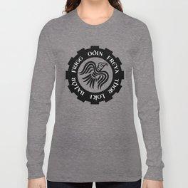 Raven Banner Long Sleeve T-shirt
