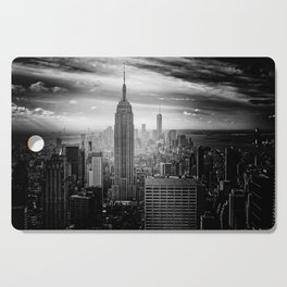 Empire State Building, New York City Cutting Board
