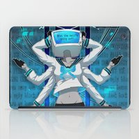 vocaloid iPad Cases featuring What the hell's going on?! by Helixel