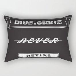 musicians Rectangular Pillow