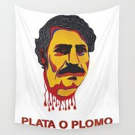 Pablo Escobar Wall Tapestry