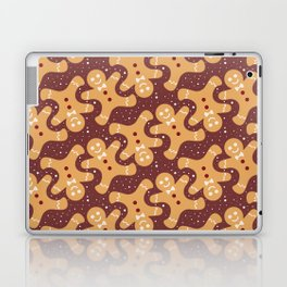 Ginger Bread Men Laptop & iPad Skin