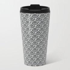 pattern 81 Metal Travel Mug
