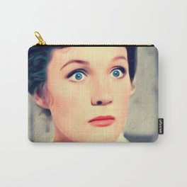 Julie Andrews Carry-All Pouch