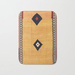 Qashqa'i Fars Southwest Persian Kilim Print Bath Mat