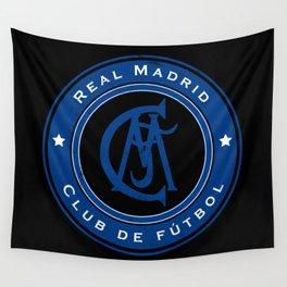 Logo Real Madrid Wall Tapestry