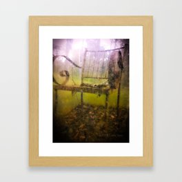 The Haunting, Haunted Kind Framed Art Print