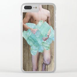 Dreams 0.2 Clear iPhone Case