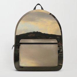 Crete, Greece 4 Backpack