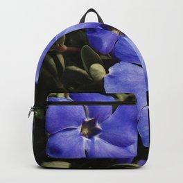 Wonderland Blue Backpack