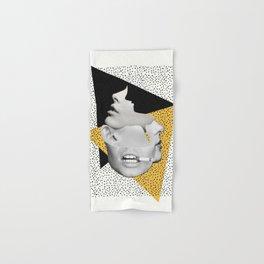 collage art / Faces Hand & Bath Towel