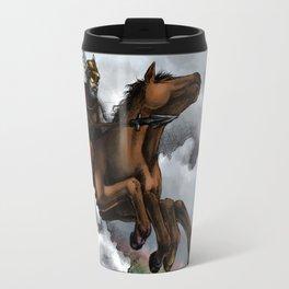 Odin and Sleipnir Travel Mug