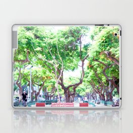 Tel Aviv - Rothschild Blvd. Laptop & iPad Skin