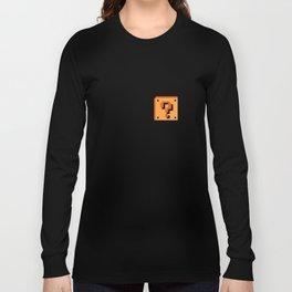 Question Block Long Sleeve T-shirt