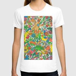 Tiny world T-shirt
