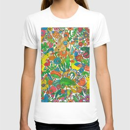 Tiny world T-shirt