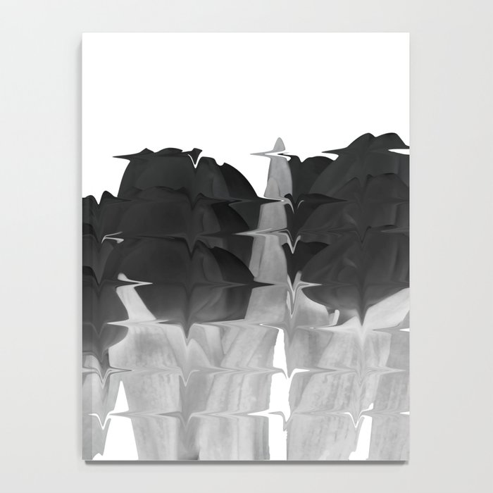 Black tulips Notebook